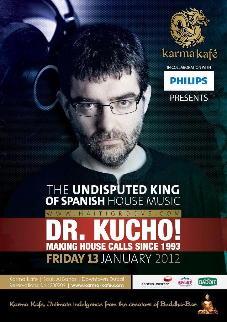 Dr. Kucho!* Dr Kucho! - Groover's Delight