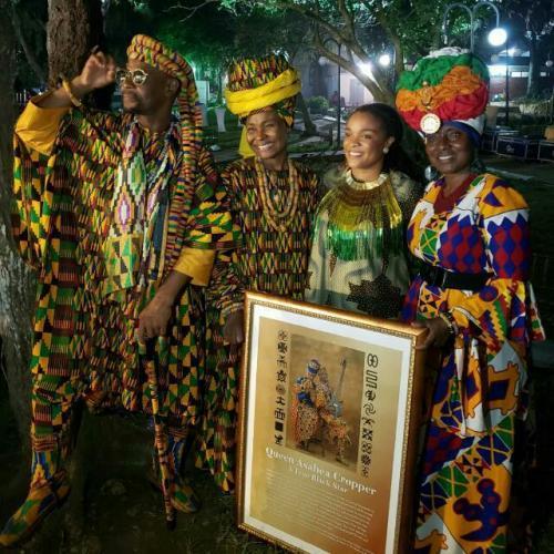 Kente Soul to Soul Africa