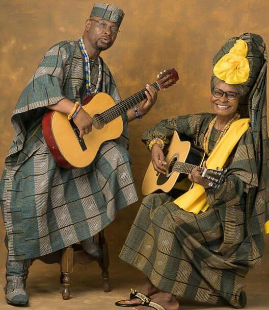 Kente Soul to Soul Africa - Photo1
